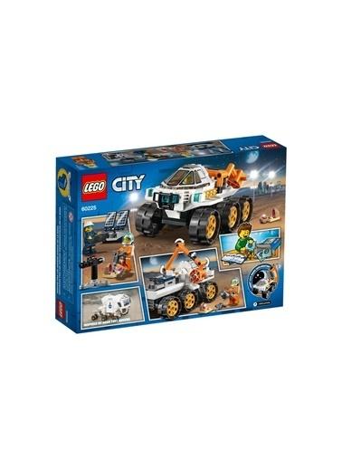 Lego Lego City Keşif Robotu Test Sürüşü 60225 Renkli